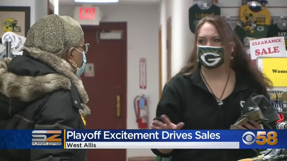 'It's payback time': Packers fans gear up ahead of first...